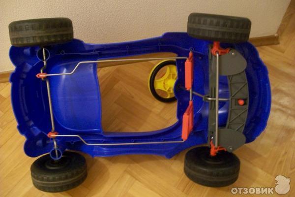 Как сделать электромобиль своими руками на педалях