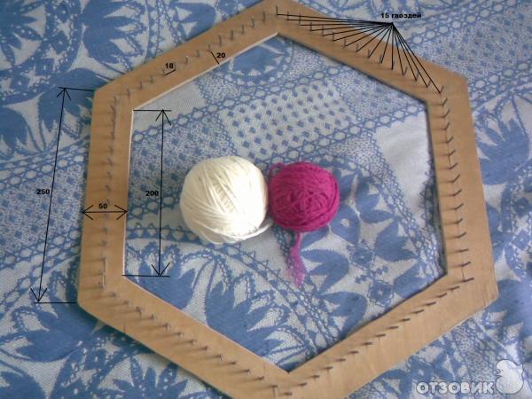 Рамки для вязания своими руками 766