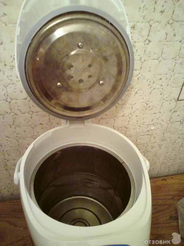 Как очистить термопот от накипи в домашних условиях