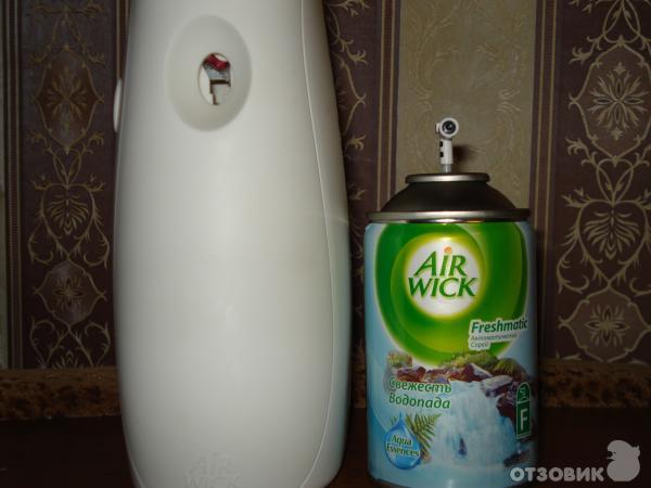 освежитель воздуха автоматический airwick инструкция