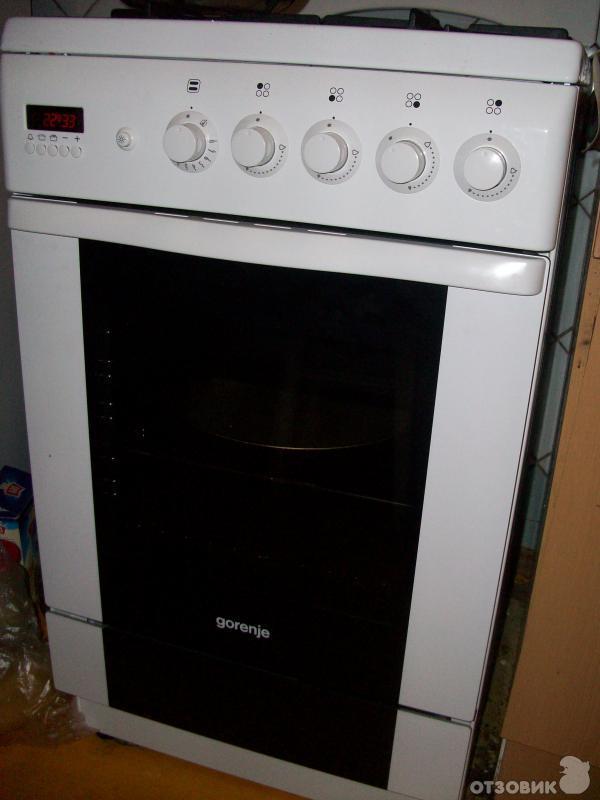 газовая плита горение с газовой духовкой инструкция по применению - фото 9