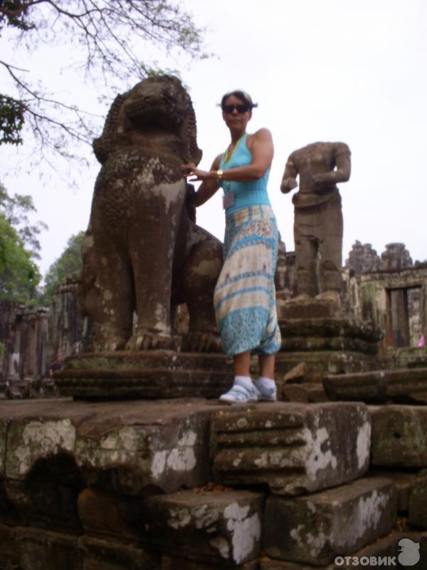 Сколько стоит экскурсия в камбоджу из паттайи 2018