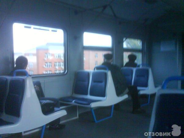 Отзыв: Кольцевая городская электричка (Украина, Киев) - Как объехать киевские пробки.