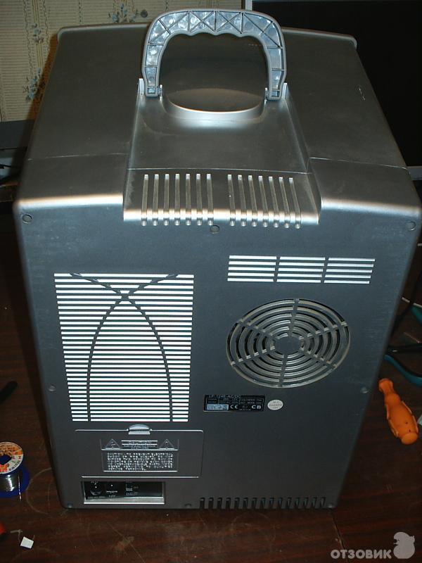 Леонард не только знал все про полупроводниковые микро-холодильники - элементы Пельтье схема холодильника на...