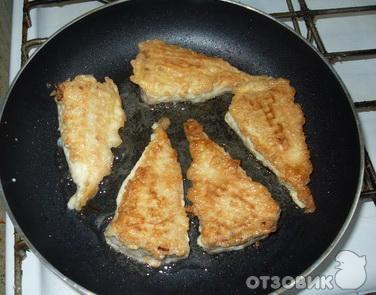 Рецепт Рыбные хвостики фото
