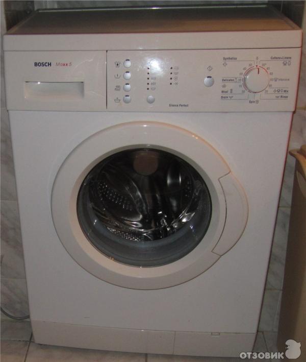 Bosch Maxx 40 стиральная машина инструкция - фото 5