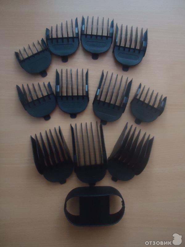 насадки для машинки для стрижки волос remington