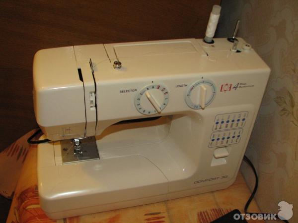 швейная машина комфорт 30 инструкция