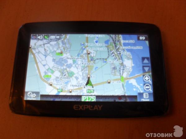 Как Обновить Карты В Навигаторе Explay Pn-935