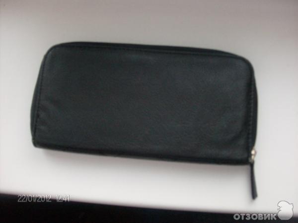 Отзыв: Женский кошелек Avon Селина - Большой кошелек для больших денег.