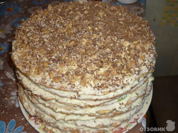 Торт королевский в домашних условиях