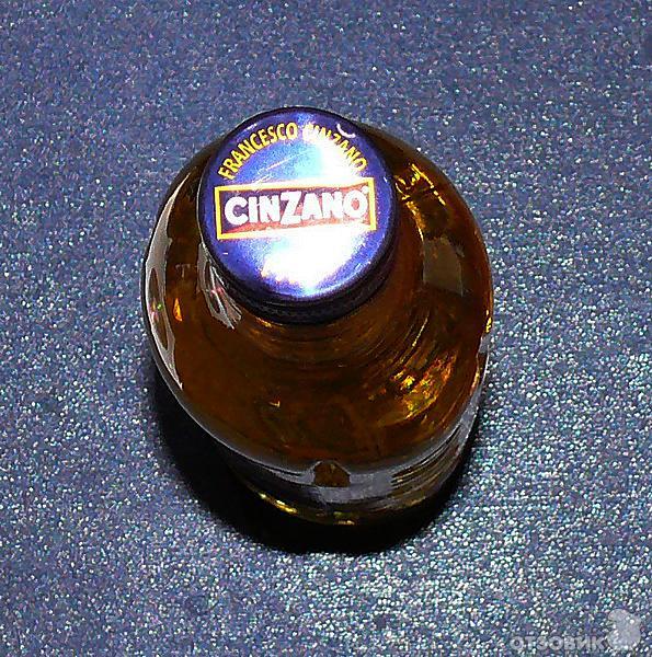 Самый известный коктейль Diablo: 60 мл темного рома, 15 мл Cinzano...