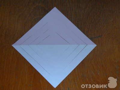 Как сделать снежинку из бумаги и степлера