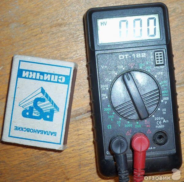 Dt-182 инструкция на русском - фото 5