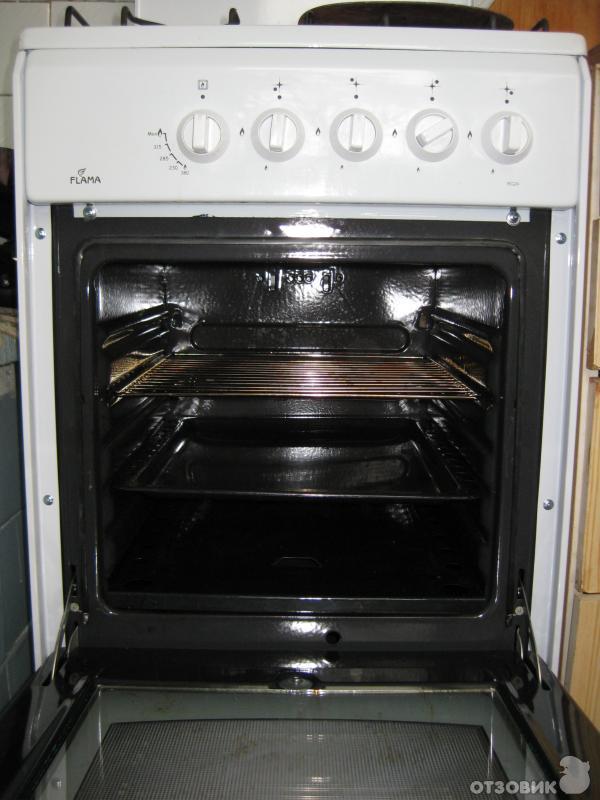 Как пользоваться духовкой газовой плиты дарина инструкция