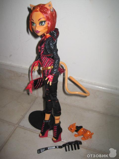 Как можно сделать куклу своими руками монстр хай