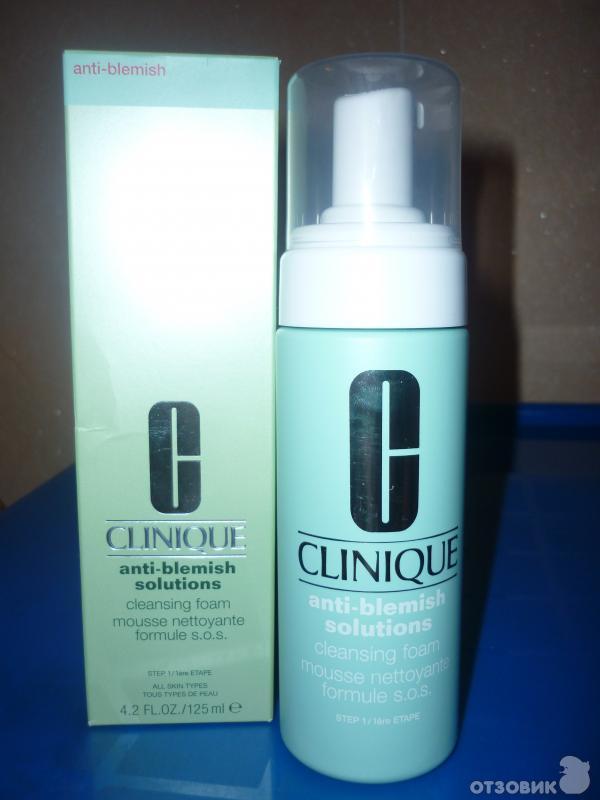 Клиник для чувствительной кожи