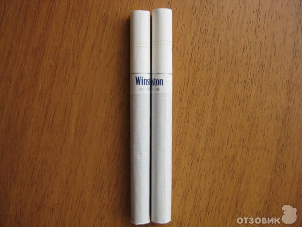 Different brands cigarettes Winston