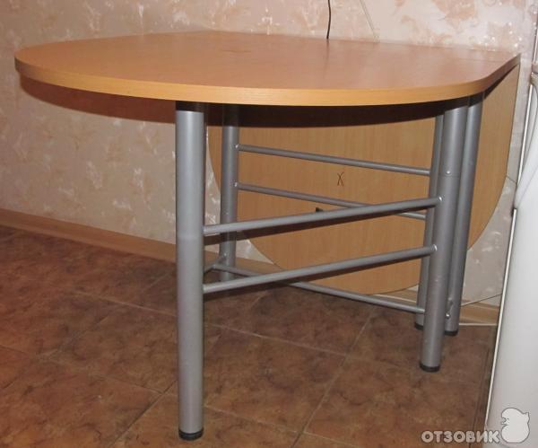 Как сделать кухонный стол своими руками из дерева