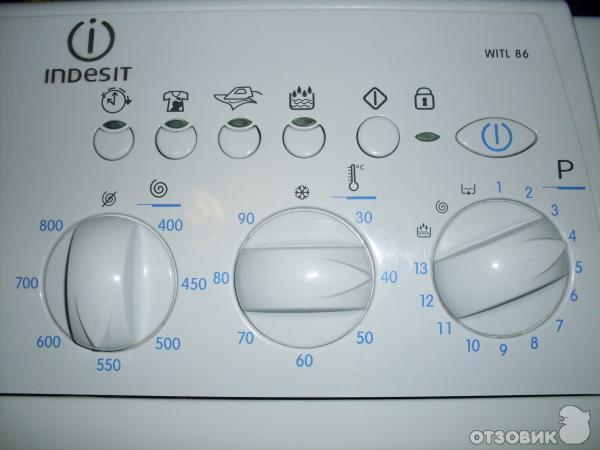 Ремонт стиральной машины indesit witl 86 своими руками