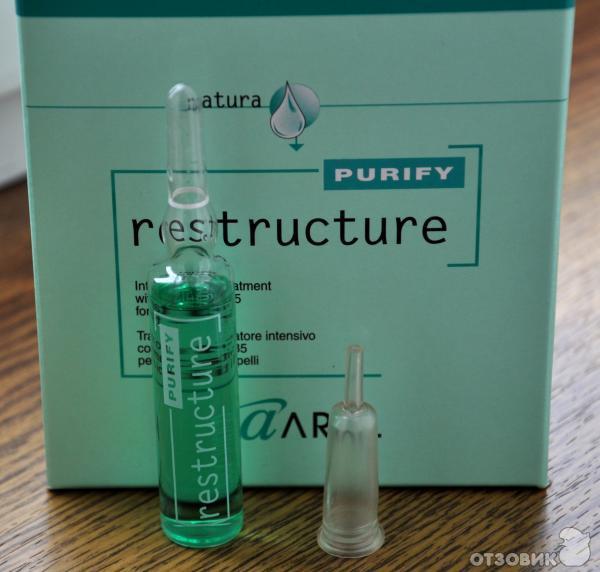 Restructure Purify инструкция по применению - фото 4