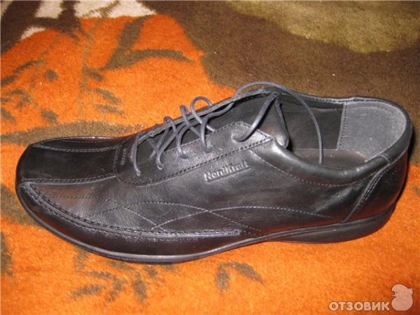 Отзыв: Обувь NordKraft - добротная обувь по доступной цене.