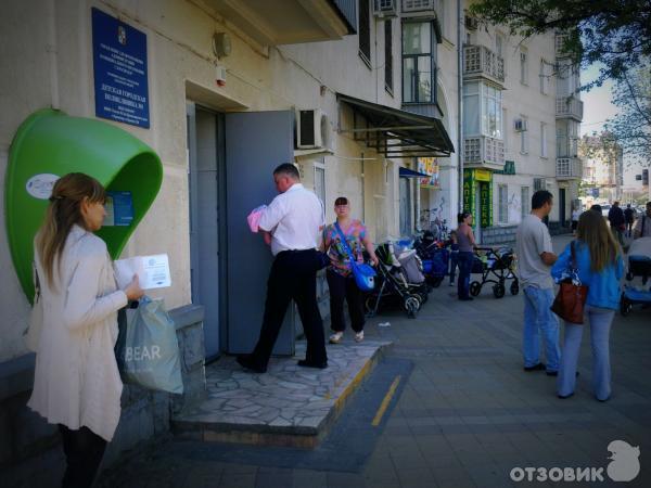 Первая городская больница краснодар схема проезда