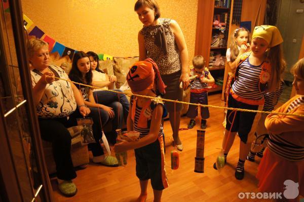 Конкурсы для детей 7 в квартире