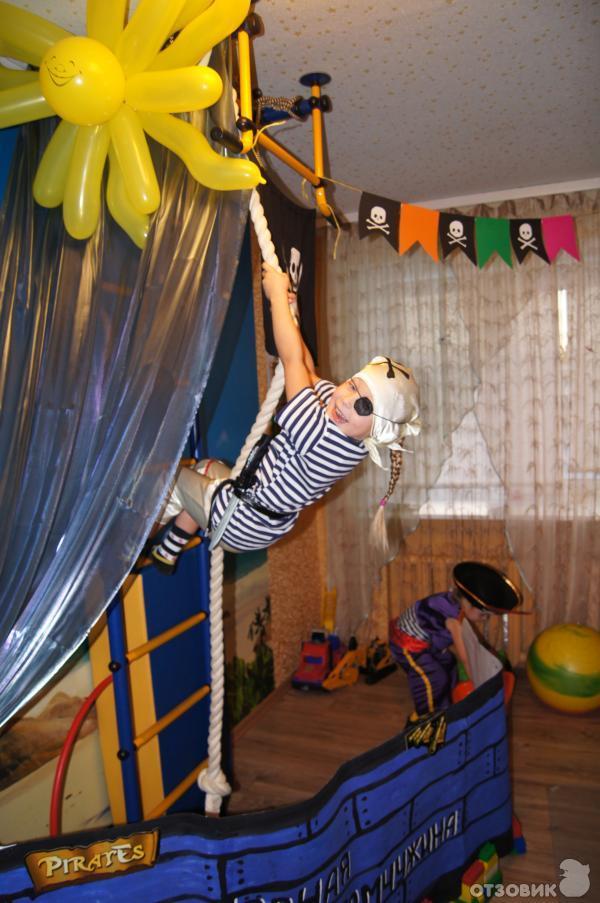 Оформление пиратской вечеринки для детей своими руками 34