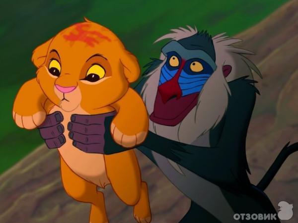 смотреть мультики про льва: