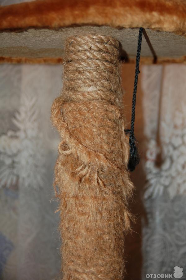 Когтеточка веревочная своими руками 57