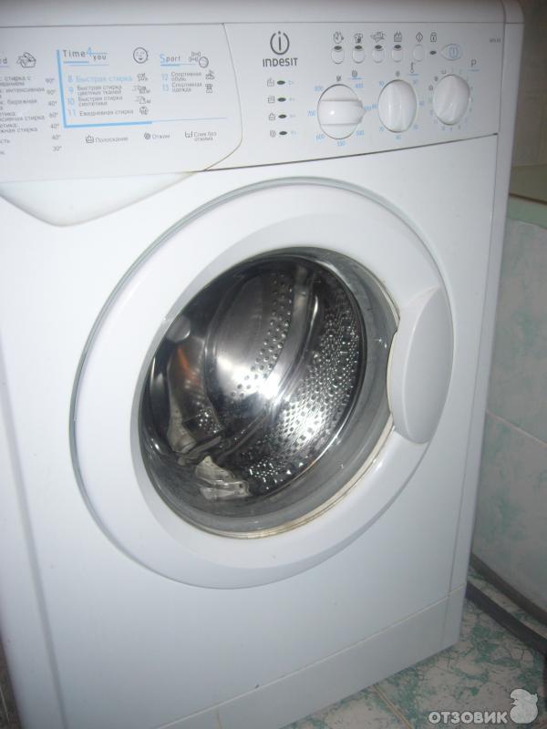 Индезит стиральная машина инструкция wisl 83