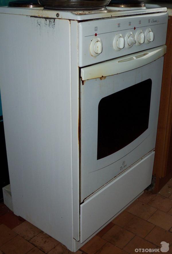 Ремонт плат в духовке