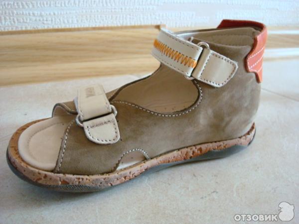 Как прошить сандали