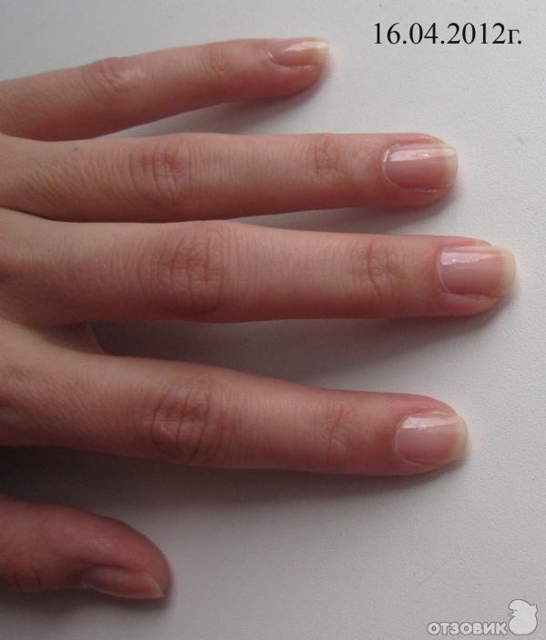 Лак прозрачный для ногтей