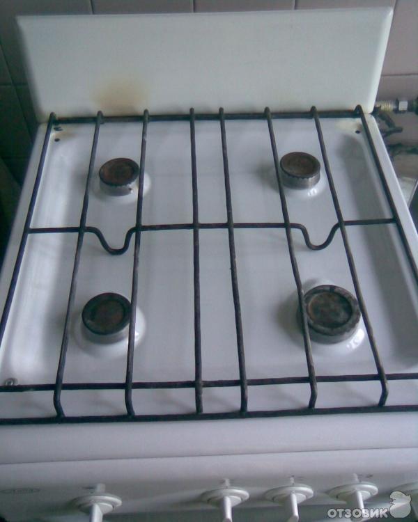 Фото газовая плита лада