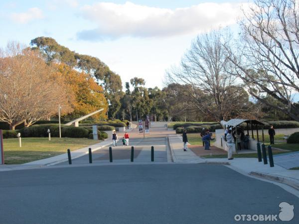 Австралийский Военный Мемориал (Австралия, Канберра) фото