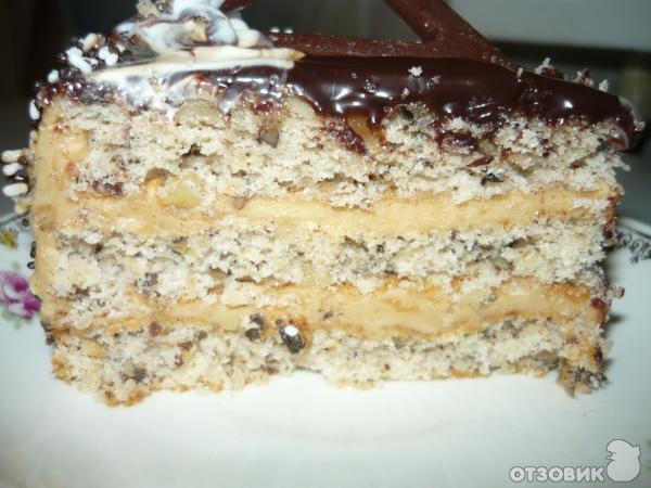 Торт милорд рецепт