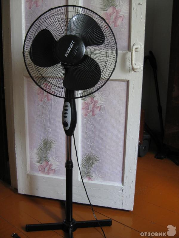 Вентилятор Scarlett