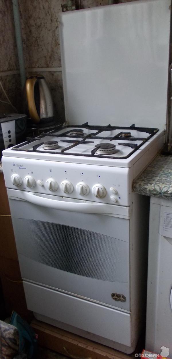 Газовая плита гефест 3100 инструкция