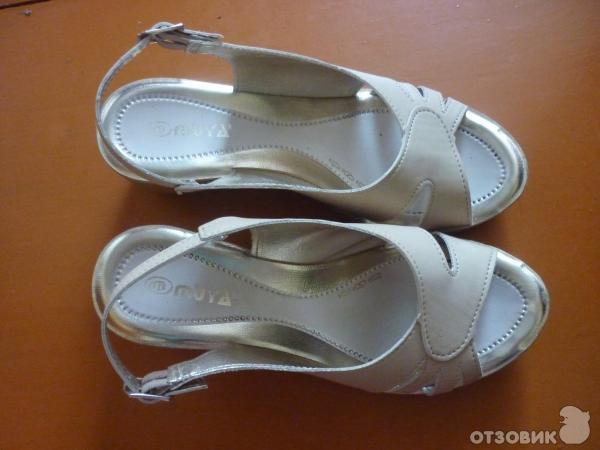 Обувь Летняя Muya Отзывы