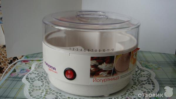 инструкция йогуртница Maxima Mym-0154 - фото 10