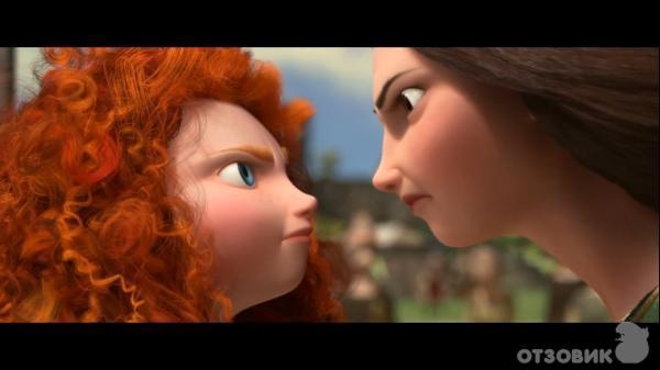 смотреть мультфильм храброе сердце: