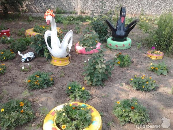 Дизайны дворов своими руками