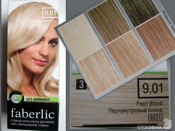 Краска блонд для волос без аммиака