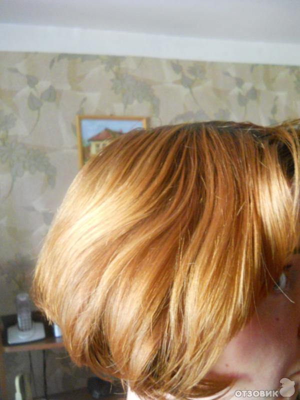 золотистая карамель цвет волос фото краска