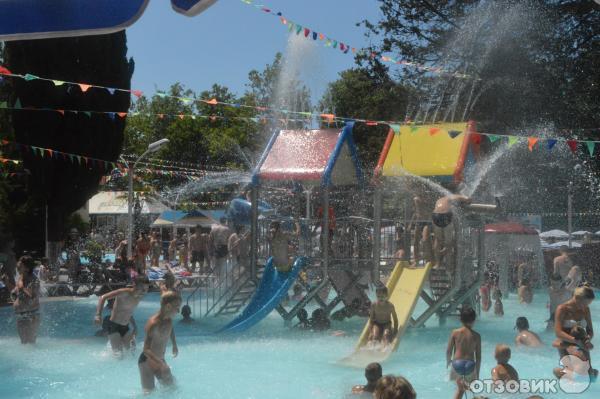 аквапарк морская звезда в лазаревском фото
