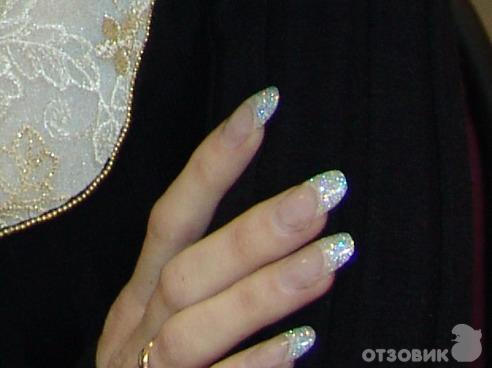 Отросшие ногти с шеллаком фото 136