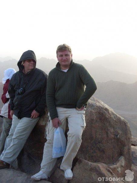Гора Моисея (Египет) фото