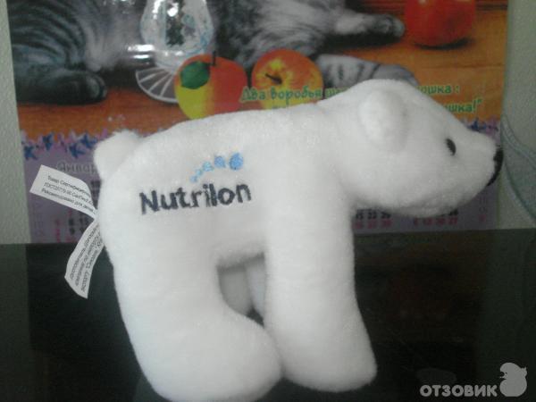 Нутрилон медведь в подарок 36